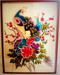 50 Highly Recommended Glass Paintings With Different ...