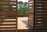 modern Horizontal Balcony Railings Code   Modern Ipe ...