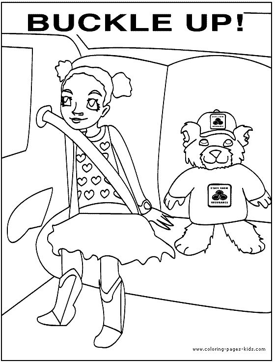 Coloring, Colors and Coloring pages for kids on Pinterest