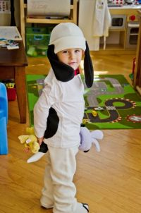 How to Make a Snoopy Costume | My children, Cute halloween ...