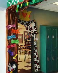 Alice in Wonderland classroom theme | Classroom Decor ...