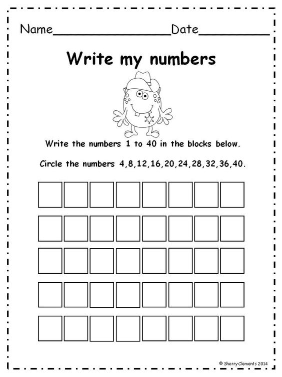 Patterns, Coloring and Numbers on Pinterest
