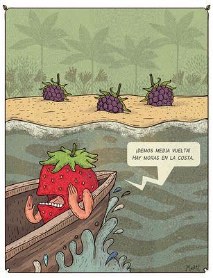 moras en la costa