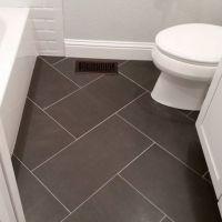 Ideas for small bathrooms, Bathroom floor tiles and ...