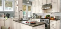 mastercraft cabinets concord maple painted linen - Google ...