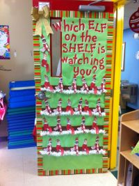 christmas door decorating contest winners | ... on the ...