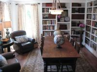 Homeschool, Dining rooms and Dining room office on Pinterest