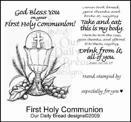 Stamp sets, Communion and Stamps on Pinterest
