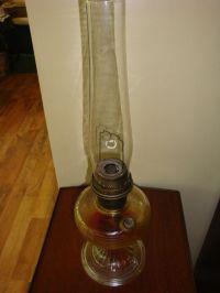 Aladdin Oil Kerosene Mantle Beehive Lamp With Chimney ...