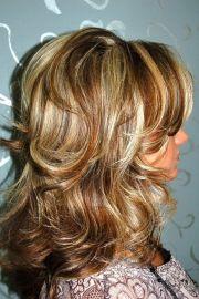 love medium length hair