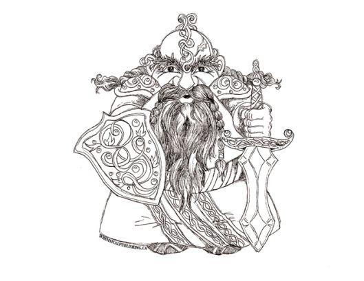 Dwarf Fantasy Myth Mythical Mystical Legend Elf Elves