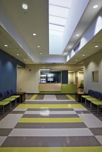 Interior colors, Skylights and Health and wellness center ...