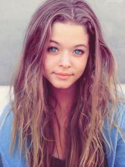 pics > blue eyes brown hair