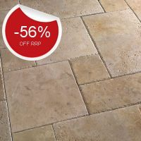 Travertine tile, French and Products on Pinterest