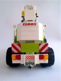Lego Claas Jaguar 840 My own creation | LEGO MOC ...