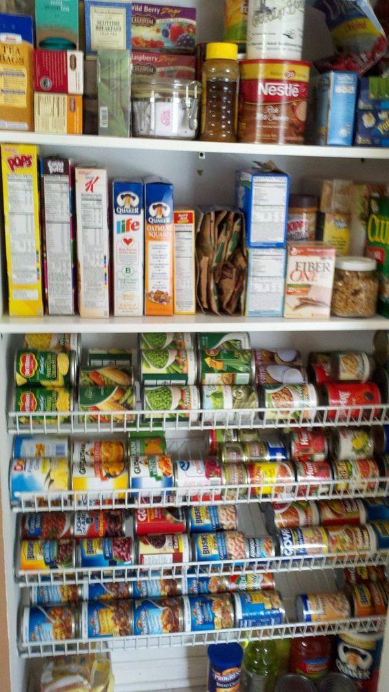 Shelf Storages