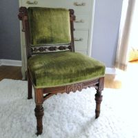 Beautiful, Vintage and Chairs on Pinterest