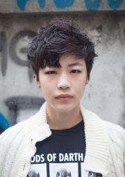 japanese hairstyles asian men