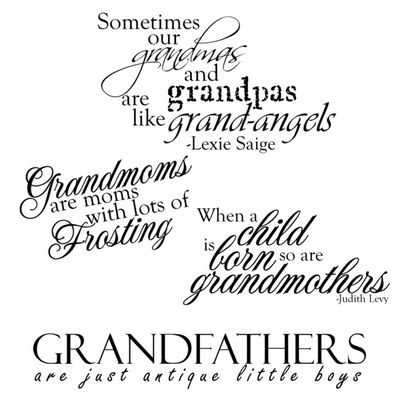 World's Best Grandparents Quotes- Free Printable Activity