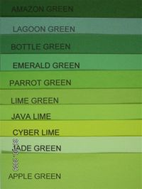 Shades of green   Rosseau   Pinterest   Colors, Emerald ...