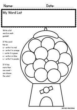Words, Word work and Spelling on Pinterest