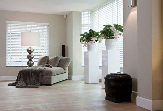 muur kleuren lichte woonkamer  Google Search  huiskamer