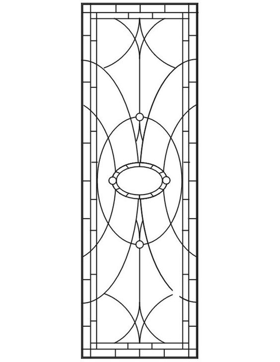 Stained glass patterns, Stained glass and Glasses on Pinterest