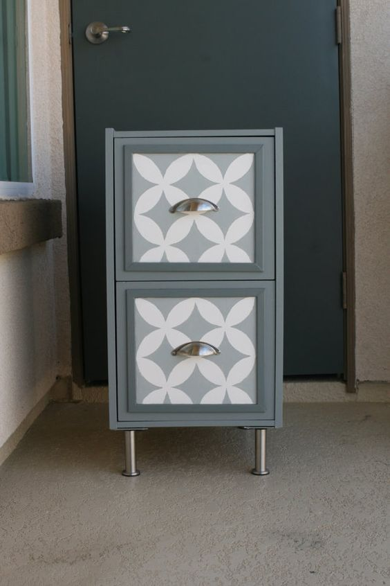 Idea paint Furniture and Refinished furniture on Pinterest