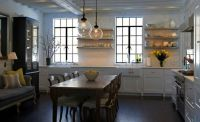 L shaped kitchen, L shaped kitchen designs and Kitchens on