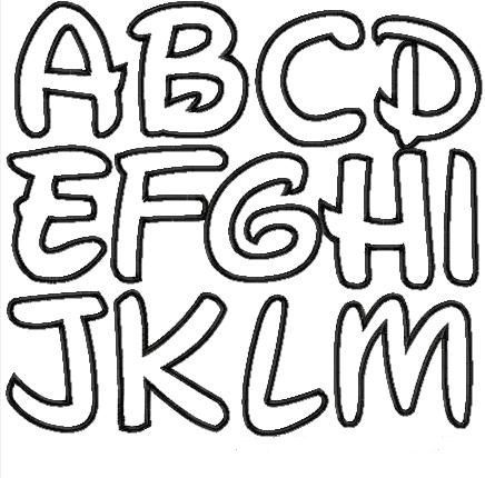 Disney Applique Font Letters Numbers and by