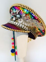 More is More - The Rainbow Warrior Hat: