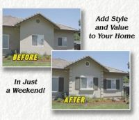 Stucco, Curb Appeal, exterior window trim - FoamTrims ...