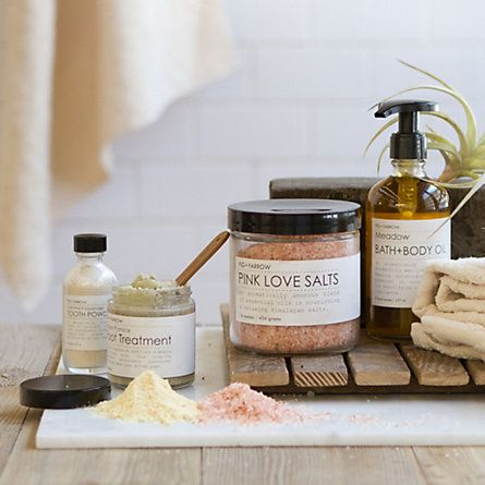 Figs Salts and Bathing on Pinterest
