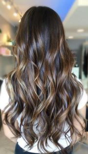 brunette hair color - amazing