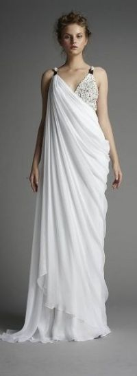 ancient greek inspired fashion - possible dress design for ...