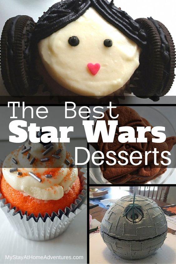 The Best Star Wars Desserts Star Wars Star Wars Party