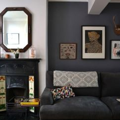 Best Carpet Color For Brown Sofa Single Bed Uk 1000+ Ideas About Slate Blue Walls On Pinterest | ...