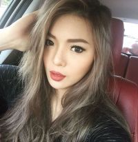 super ash brown - almost grey hair on Asian skin | All ...