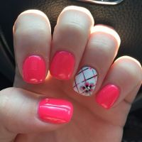 nice 22 Easy Spring Nail Designs For Short Nails by http ...