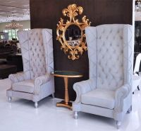 Baroque High Back Chair | Chairs | Pinterest | Baroque ...