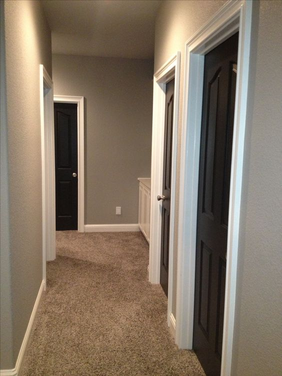 What Color Walls Goes With Um Brown Carpet