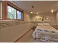 Basement idea: I like the stepped ceiling and trim along ...