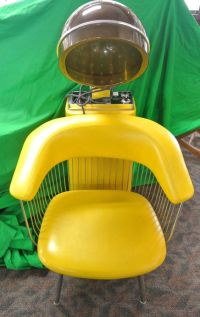 70's Style Vintage Salon Chair Electric Hair Dryer by ...