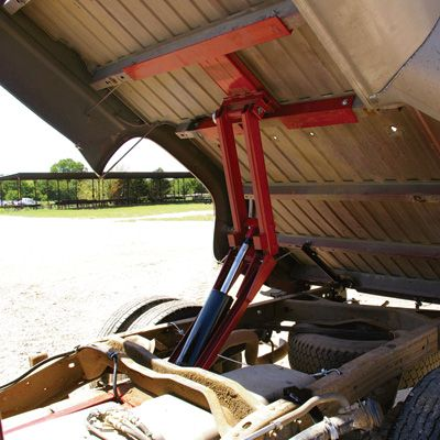 Pierce Arrow Pickup Truck Dump Hoist Kit 4 000 Lb