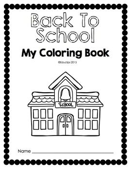 Here is a coloring book for your little ones to color. It