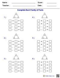 3rd Grade Beginning Division Worksheets