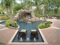 AWESOME Residential #backyard w/swimming #pool http
