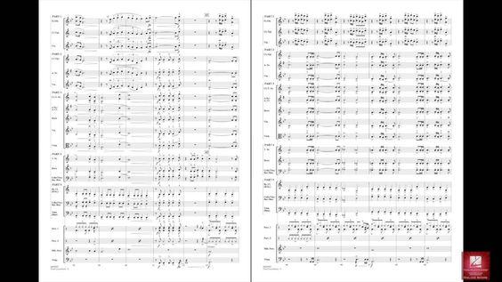 Final Countdown by Joey Tempest/arr. Robert Buckley