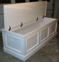 long storage bench plans - Google Search | DIY - Furniture ...