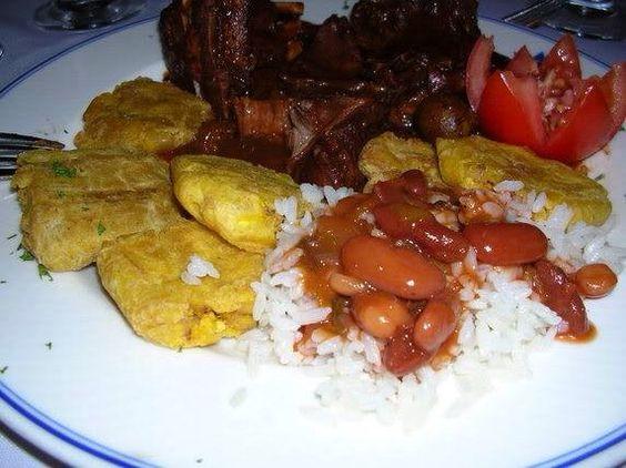 Comida dominicana  Il mio paese di nascita  Pinterest